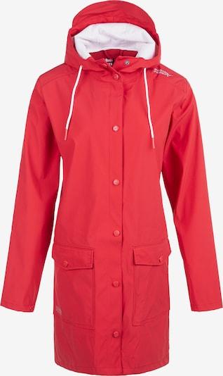 Weather Report Outdoorjas 'TASS W W-PRO 5000' in de kleur Rood, Productweergave
