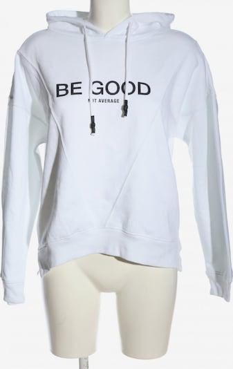 Takko Fashion Kapuzensweatshirt in S in schwarz / weiß, Produktansicht