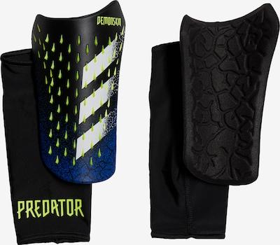 ADIDAS PERFORMANCE Schoner 'Predator' in blau / neongrün / schwarz / weiß, Produktansicht