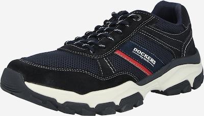 Dockers by Gerli Calzado deportivo con cordones en azul, Vista del producto