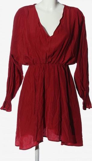 Boohoo Langarmkleid in XS in rot, Produktansicht