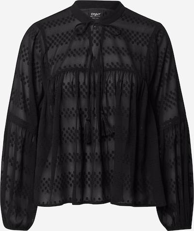 ONLY Bluse 'NEW ELISA' i sort, Produktvisning