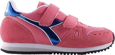 Diadora Sneaker 'Simple Run' in blau / pink, Produktansicht