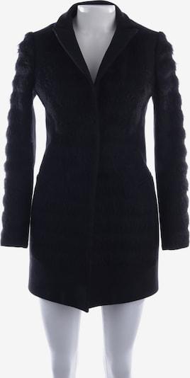 All Saints Spitalfields Wintermantel in S in schwarz, Produktansicht