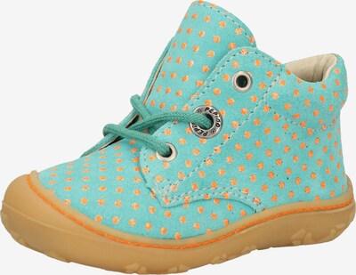 Pepino Schuhe in türkis / gelb, Produktansicht