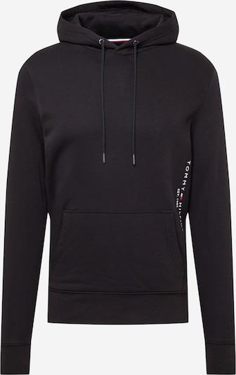 TOMMY HILFIGER Sweatshirt in de kleur Rood / Zwart / Wit, Productweergave