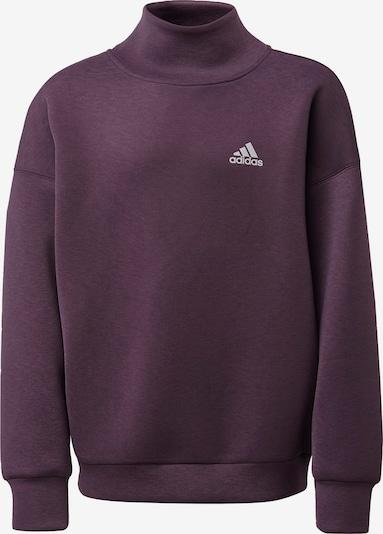 ADIDAS PERFORMANCE Sportsweatshirt in beere, Produktansicht