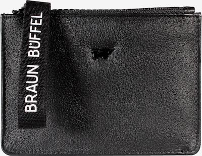 Braun Büffel Lederbörse 'CAPRI Mini' in schwarz, Produktansicht