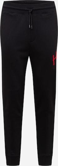 HUGO Kalhoty 'Dartini' - červená / černá, Produkt