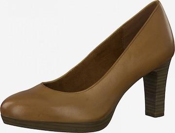 Escarpins TAMARIS en marron