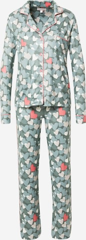 PJ Salvage Pyjama in Grün