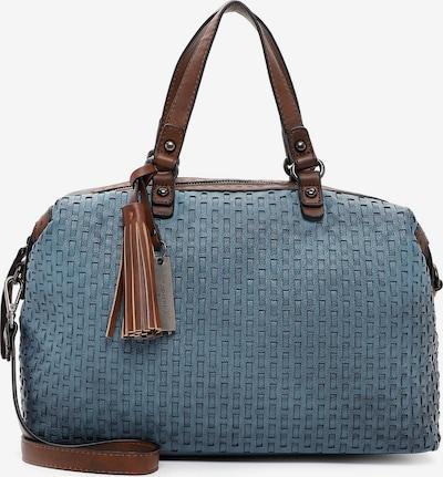 Suri Frey Handtasche ' Dorey ' in blau / braun, Produktansicht