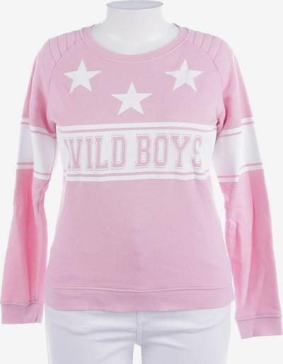 ZOE KARSSEN Sweatshirt  in M in rosa / weiß, Produktansicht