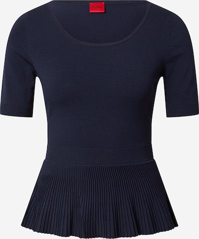 HUGO Shirt 'Sharmain' in dunkelblau, Produktansicht