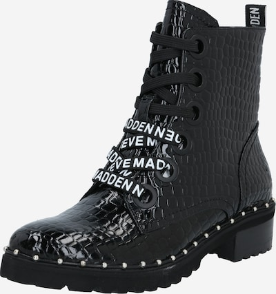 STEVE MADDEN Lace-up bootie in black, Item view