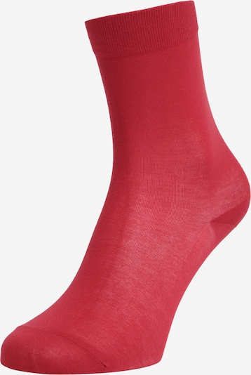 FALKE Socken 'Cotton Touch' in melone, Produktansicht