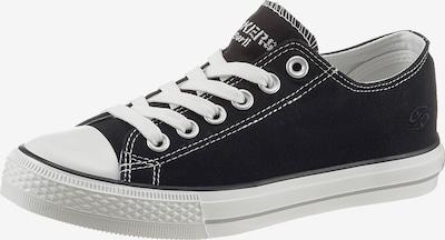 Sneaker low Dockers by Gerli pe negru / alb, Vizualizare produs