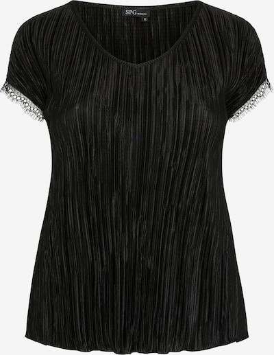 SPGWOMAN Top in de kleur Zwart, Productweergave