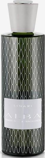 Linari Raumduft 'Alba' in schwarz / transparent / weiß, Produktansicht