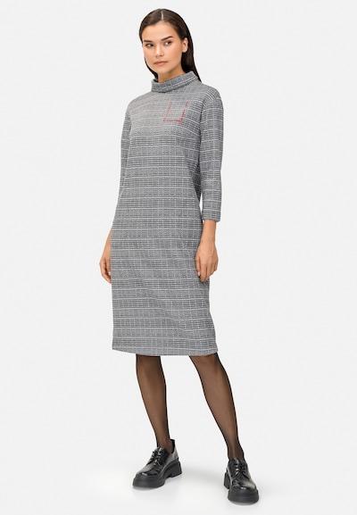 HELMIDGE Sheath Dress in Grey, View model
