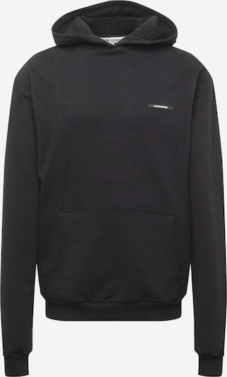 9N1M SENSE Sweatshirt 'Shangri-la Butterflies' in Red / Black / White, Item view