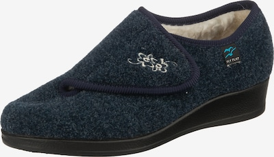 FLY FLOT Slippers in marine blue, Item view