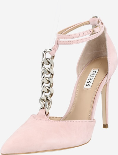 GUESS Pumps 'NIOMY' in rosa, Produktansicht