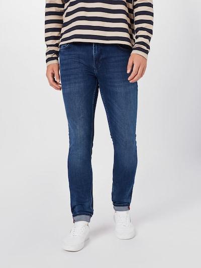 Petrol Industries Jeans 'Nolan' in de kleur Donkerblauw, Modelweergave