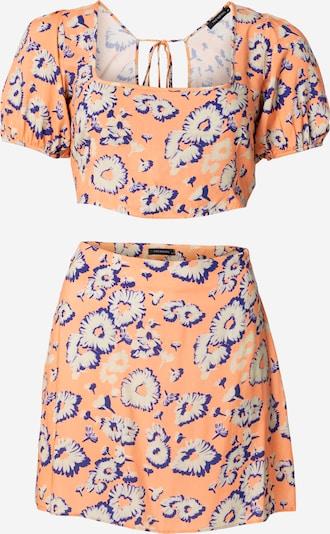 Trendyol Kostüm in blau / orange / weiß, Produktansicht