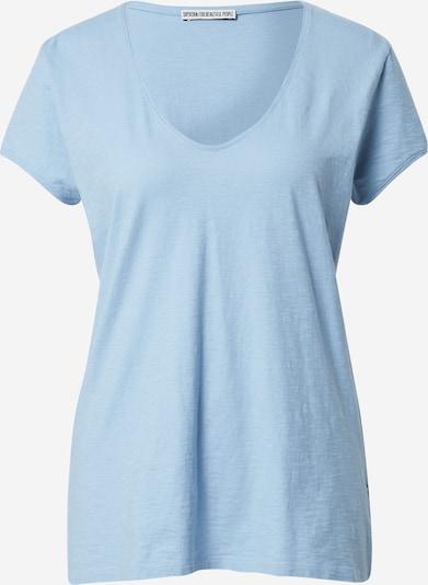 Tricou 'AVIVI' DRYKORN pe albastru deschis, Vizualizare produs