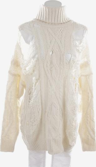 Faith Connexion Pullover in XS in wollweiß, Produktansicht