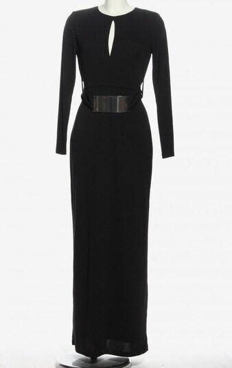 H&M Maxikleid in L in schwarz, Produktansicht