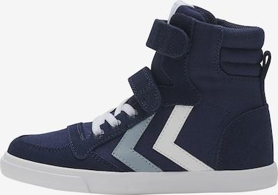 Hummel Sneaker in navy / grau / weiß, Produktansicht