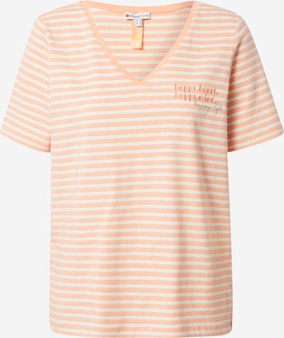 STREET ONE Tričko - oranžová / jasně oranžová, Produkt