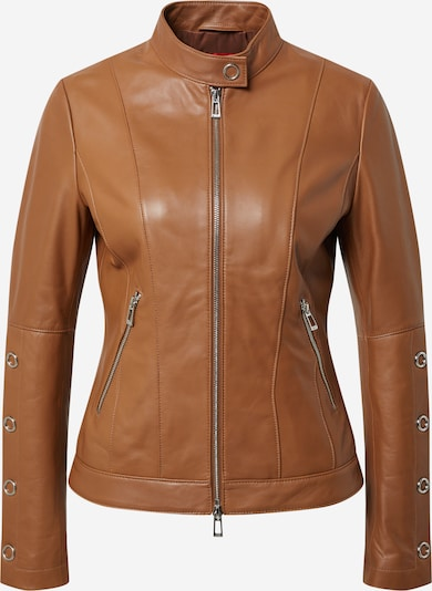 HUGO Between-season jacket 'Lisaka' in Brown, Item view