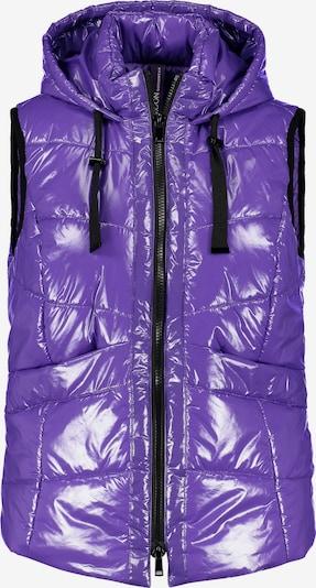 SAMOON Vest in Purple, Item view