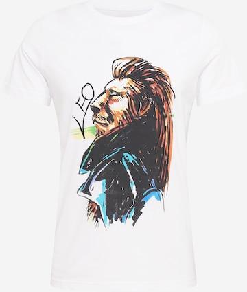 LOOKS by Wolfgang Joop Shirt 'Leo' in Weiß