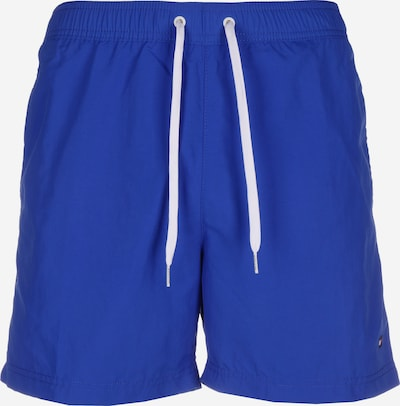 TOMMY HILFIGER Badeshorts 'SF Medium Drawstring' in blau, Produktansicht
