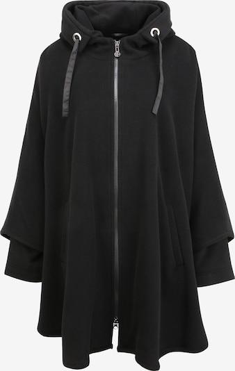 ERICH FEND Cape 'HADA-1' in de kleur Zwart, Productweergave