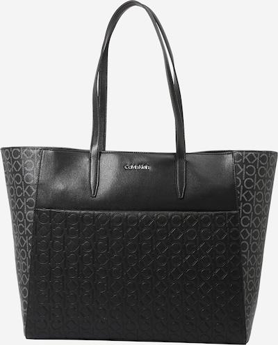Calvin Klein Tasche in schwarz / weiß, Produktansicht