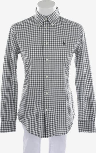 POLO RALPH LAUREN Bluse in M in grün / weiß, Produktansicht