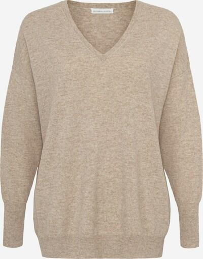 Cashmere Stories Pullover in hellbeige, Produktansicht