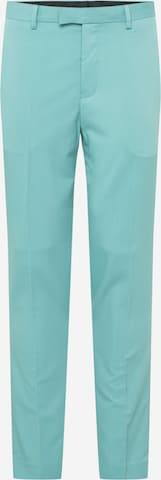 Pantalon à plis 'VINCENT' JACK & JONES en bleu