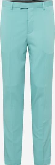 JACK & JONES Pantalon à plis 'VINCENT' en turquoise, Vue avec produit