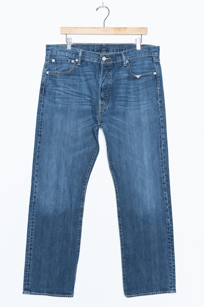 LEVI'S Jeans in 36 in blau, Produktansicht