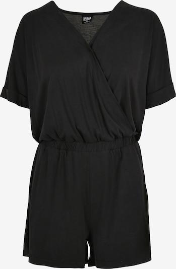 Urban Classics Jumpsuit in de kleur Zwart, Productweergave