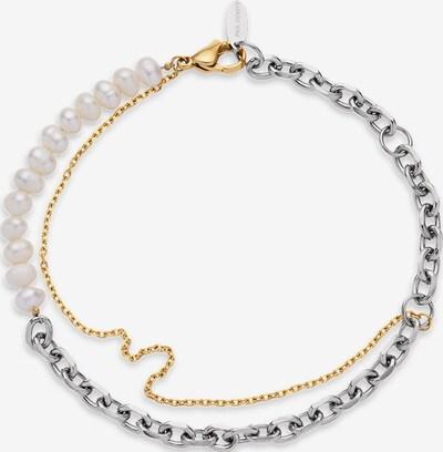 Paul Hewitt Armband in gold / silber, Produktansicht