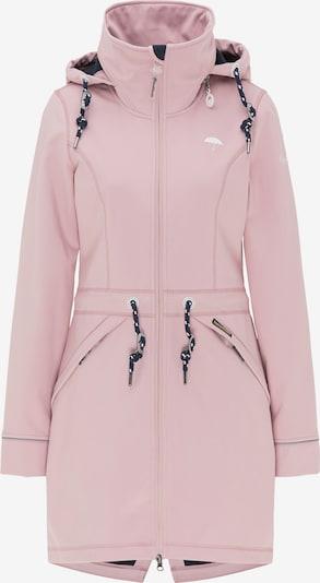 Schmuddelwedda Płaszcz funkcyjny w kolorze różowy pudrowym, Podgląd produktu