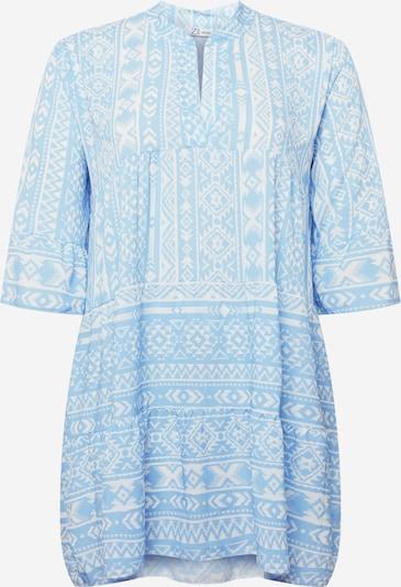 Z-One Sukienka 'Lola' w kolorze jasnoniebieski / białym, Podgląd produktu