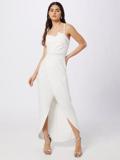 WAL G. Společenské šaty - bílá, Model/ka